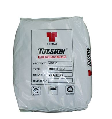 Picture of Tulsion High Grade Demineralising Resin - 25L