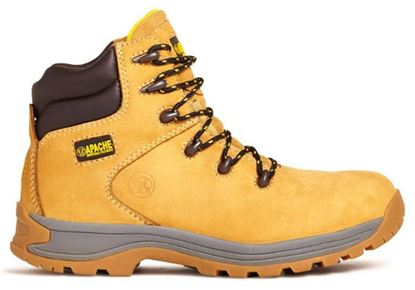 Picture of Apache Nubuck S3/SRA Safety Boot
