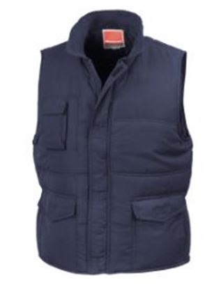 Picture of Polycotton Quilted Bodywarmer