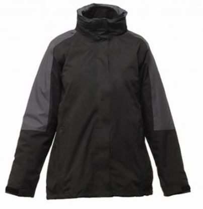 Picture of Regatta Ladies Defender III 3-in-1 W/Proof Jacket