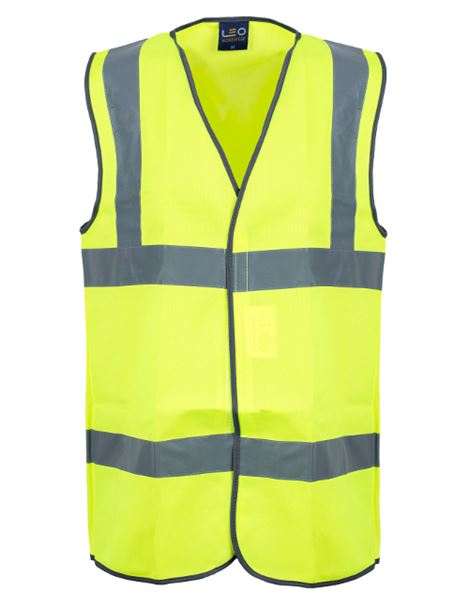 Picture of Polyester Waistcoat EN471 Class 2