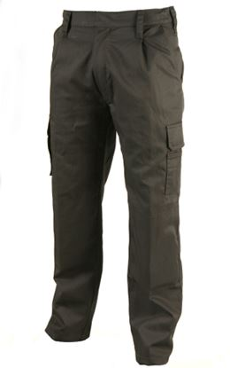 Picture of BERTEE Cargo 245gr Polycotton Kneepad Trouser