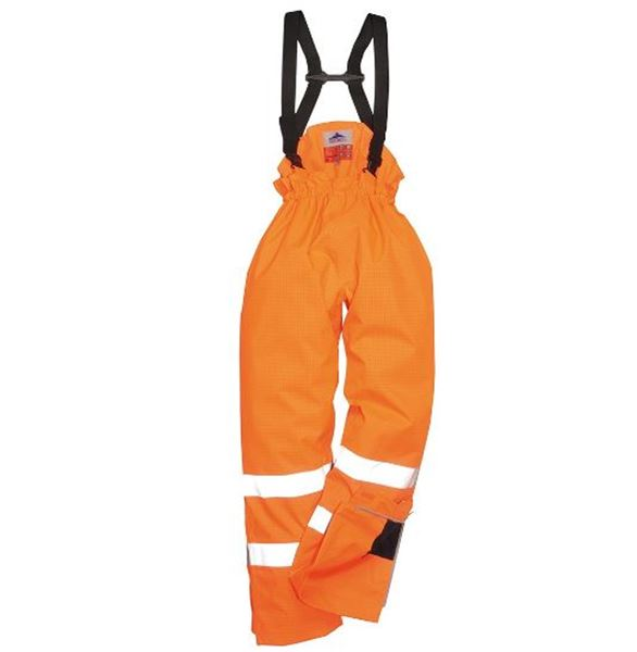 Picture of Bizflame Waterproof Lined F/R A/S Trouser