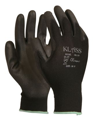 Picture of Polyurethane Palm Coated Inspection Glove 10/120
