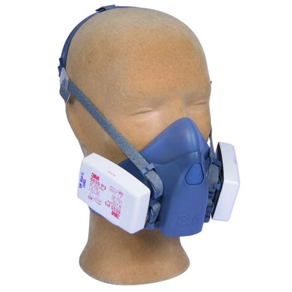 3m 7500 series silicon mask