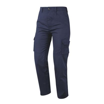 Picture of Condor Ladies Polycotton Cargo Trousers