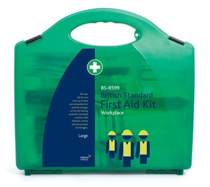 Picture of New BS-8599 British Standard Large First Aid Kit