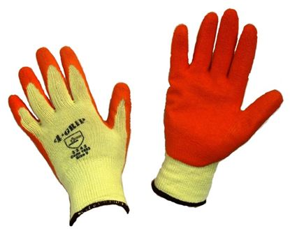 Picture of Latex Palm Coated Grip Glove  10/120