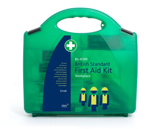Picture of New BS-8599 British Standard Small First Aid Kit