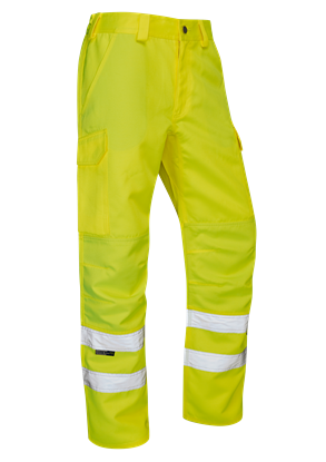 Picture of Hi-Viz Polycotton Cargo Trouser To EN471 Class 1