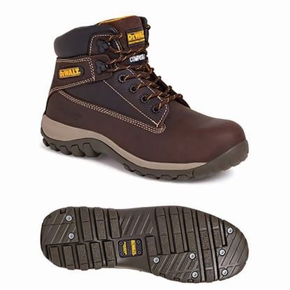Picture of Dewalt Hammer Safety Boot with Steel Midsole
