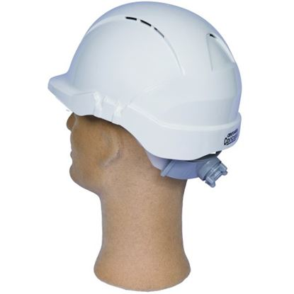 Picture of Roofers Vented Helmet with Ratchet Adjustment
