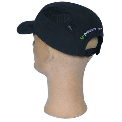 Picture of First Base Bump Cap c/w Skull Cap & Std Peak