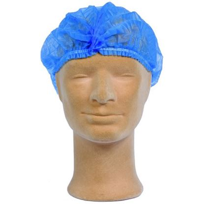 Picture of Ultracap Disposable Double Elasticated Mob Cap