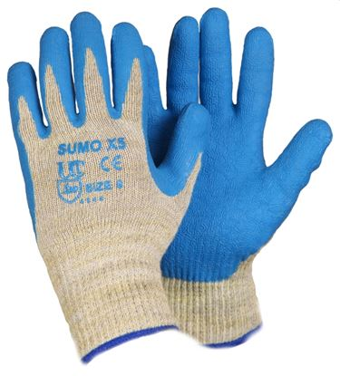Picture of Latex Coated Cut Level 5 Resist Glove EN388 5/50