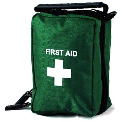 Picture of HSE Standard Single Person Travel First Aid Kit