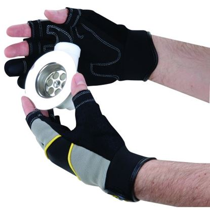 Picture of Matrix Mechanics Composite Stretch Glove - 1/10