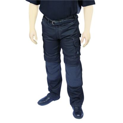 Picture of Mascot Lerida Polycotton Kevlar Kneepad Trousers