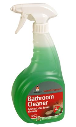Picture of Bathroom Bactericidal Foam Cleaner