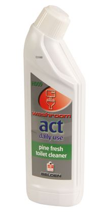 Picture of Act Pine Fresh Non Acidic Toilet Cleaner
