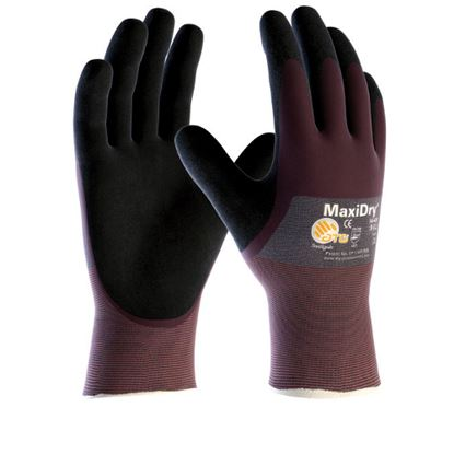 Picture of MaxiDry GP 3/4 Coated Knitwrist 4121 Glove 12/72