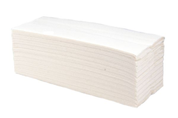 Picture of C-Fold White 2 Ply Paper Towels