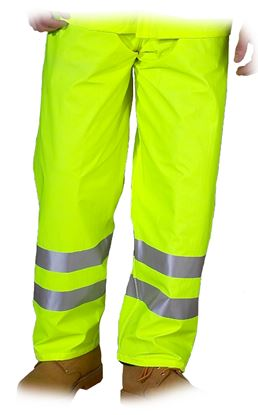 Picture of PU Coated Breathable Trouser EN471 Class 1