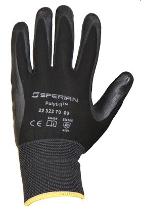 Picture of Polytril Air Foam Nitrile PalmCoated Inspctn Glove