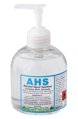 Picture of AHS Alcohol Hand Sanitiser Gel