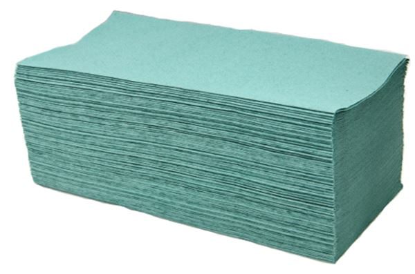 Picture of Interfold Single Ply Paper Towels
