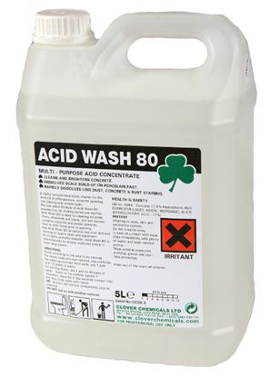 Picture of Acid Wash 80 Extra Strength Acidic Cleaner