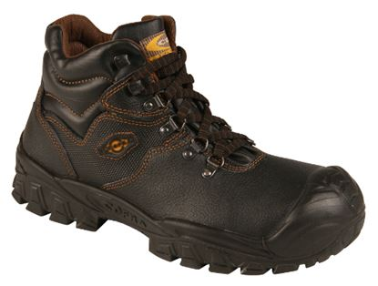 Picture of Safety Boot with Midsole & Anti-Scuff Cap