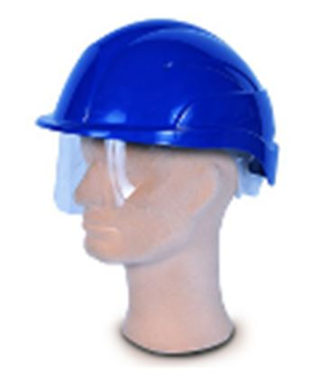 Picture of Vision Helmet with Retract. Visor & Slip Ratchet