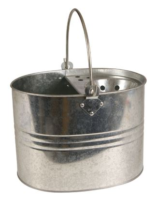 Picture of Galvanised Mop Bucket