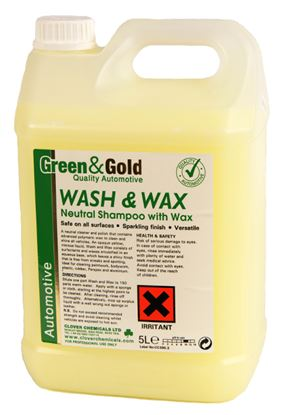 Picture of Wash & Wax Vehicle Cleaner