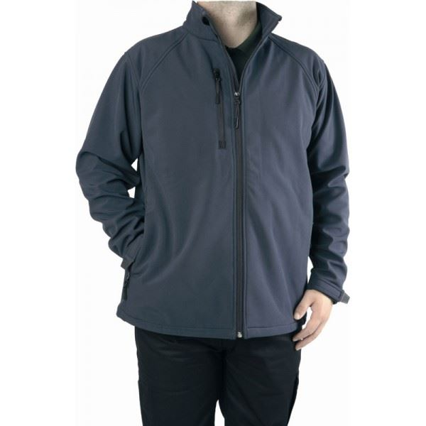 Picture of Tern 320gsm Laminate Soft Shell Jacket