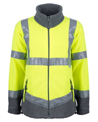 Picture of Hi-Vis Two Tone Polyester Fleece EN471 Class 3