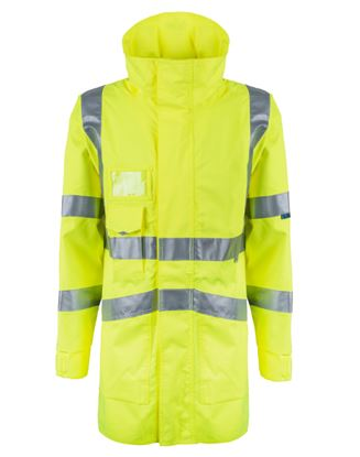 Picture of Hi-Viz Breathable Mesh Lined Interactive Jacket