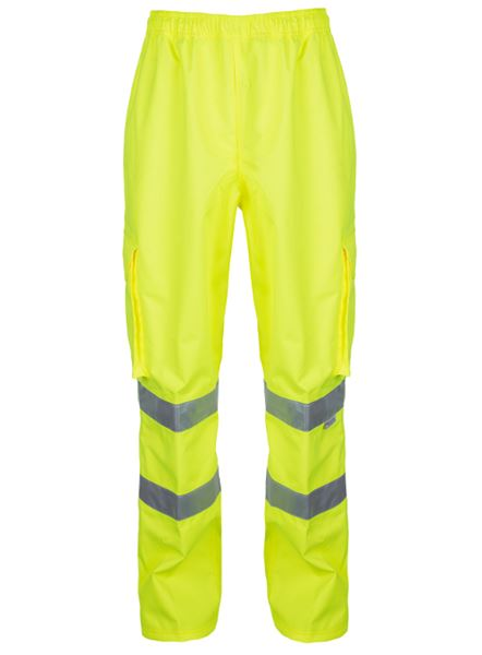 Picture of Execut. Breathable W/Proof Cargo Overtrouser