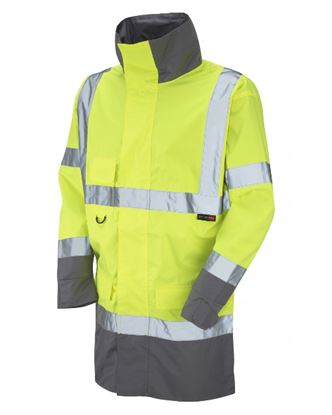 Picture of Torridge Hi-Viz Breathable Lightweight Anorak