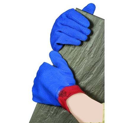Picture of Polyco Grip Heavyweight Latex Grip Glove 12/48