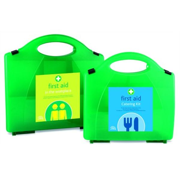 Picture of HSE Standard 20 Person First Aid Kit