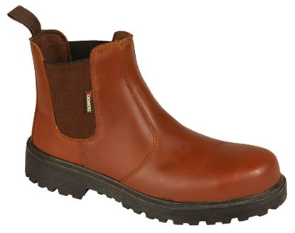 Picture of Safety Dealer Boot with Steel Midsole