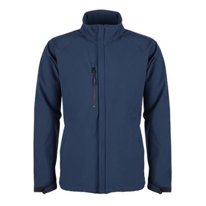 Picture of Bertee 3-Layer Interactive Softshell Jacket