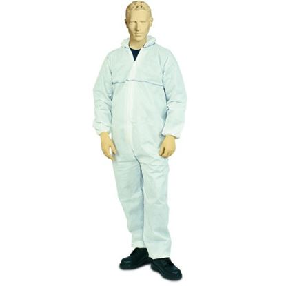 Picture of Economy Polypropylene Disposable Coverall
