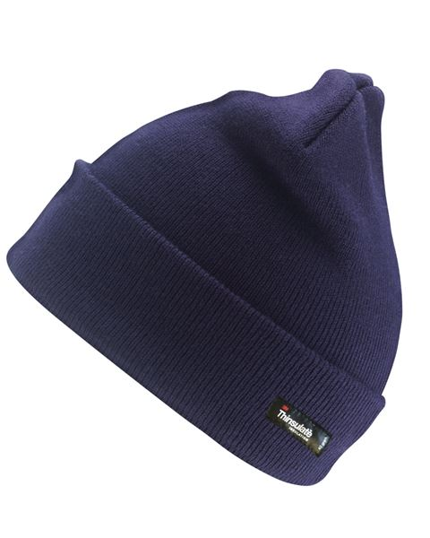 a9145c2bf61d7d Protective Wear Supplies. Acrylic Knit Thinsulate Lined Beanie Hat