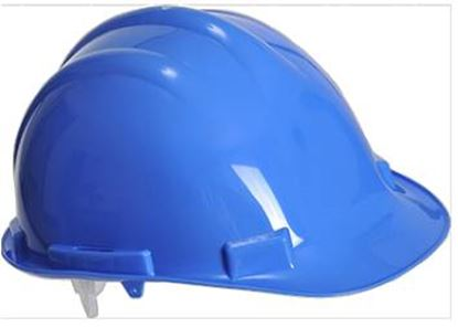 Picture of Basic Polypropylene Safety Helmet C/w Sweatband