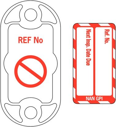 Picture of Scafftag Fire Equipment Nanotag Kit