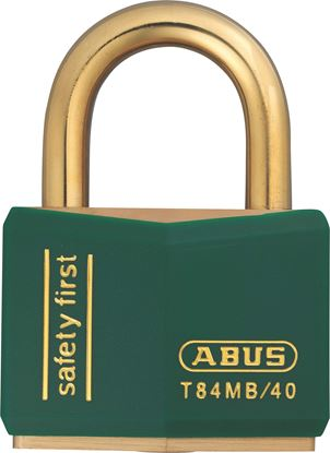Picture of Abus Colour Coded Padlock - Green