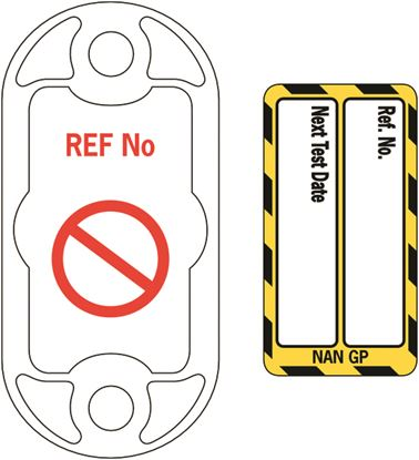 Picture of Scafftag Electrical Equipment Tag Kit